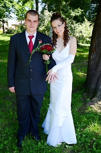 Soutěžní svatební pár číslo 65 - Hana a Lukáš Strouhalovi, Příkazy.