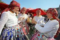 Slavnosti vína Uherské Hradiště 2017.