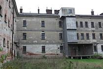 Objekt bývalé věznice v Uherském Hradišti. Ilustrační foto.
