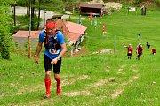První závod třetího ročníku běžecké trailové série Czech ultra trail tour uskutečnili 20. května v Bílých Karpatech.