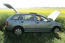 Předběžná škoda na vozidle byla vyčíslená na jednapadesát tisíc korun.