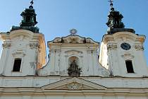 Kostel sv. Františka Xaverského.