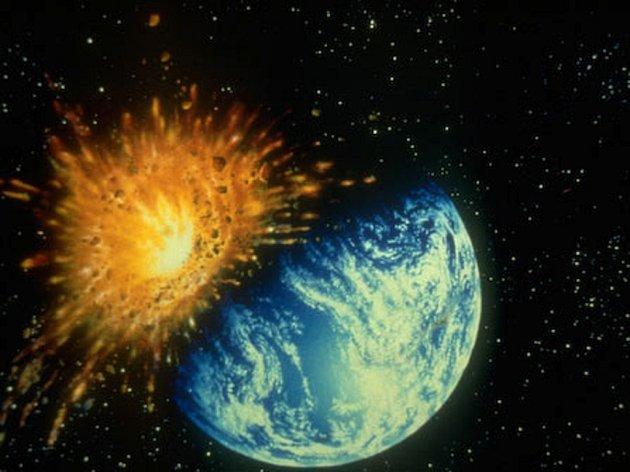 Katastrofy vnímáme jako negativní událost. Z kosmického pohledu se to tak jednoznačně nejeví.