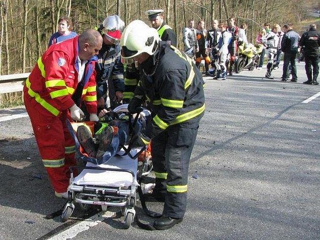 Nehoda u Buchlovic