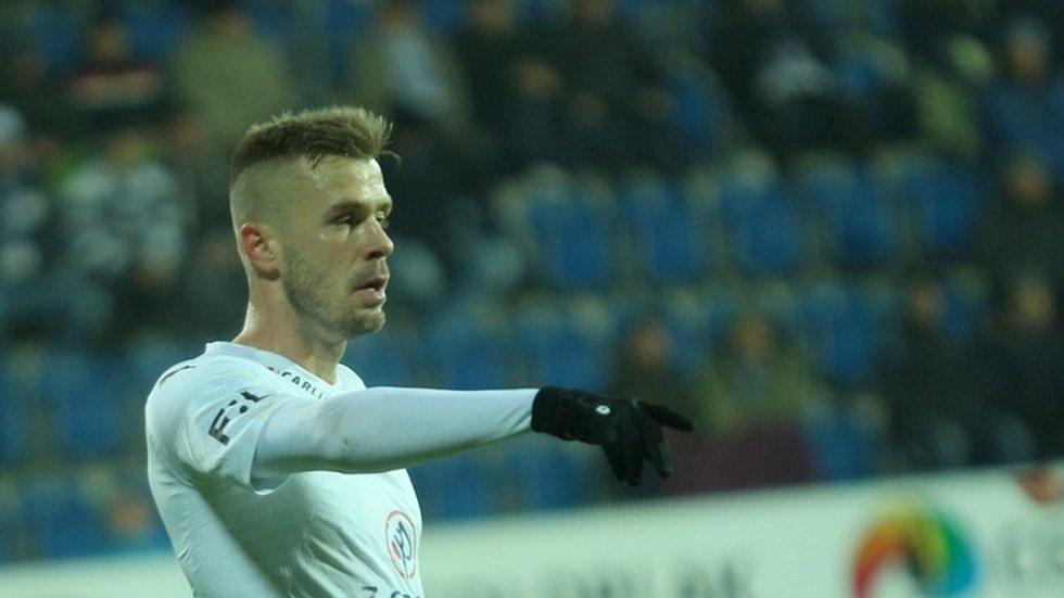 Zkušený stoper Slovácka Stanislav Hofmann