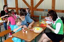 Odpoledne plné her a soutěží připravili pro chlapce a děvčata v Orlovně Tupesy tamní skauti.