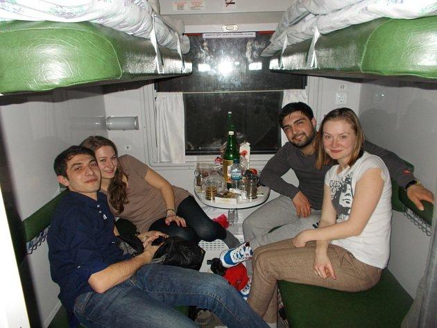 V pondělí nám jede vlak do Ázerbáj-džánu. Loučíme se s Gruzií.