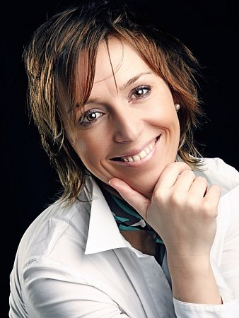 Martina Dlabajová.