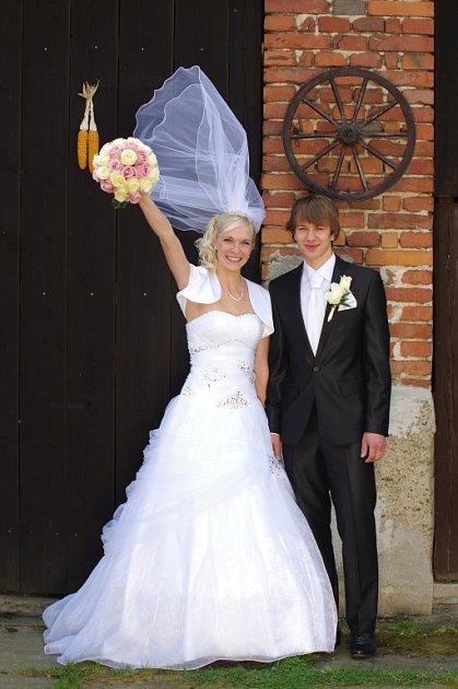 34. Barbora a Robert Tučkovi, Dřevohostice
