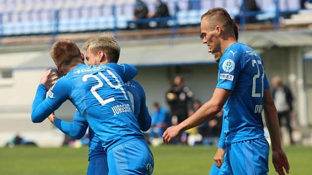 Fotbalisté Slovácka se v přípravě na restart FORTUNA:LIGY utkali s Prostějovem. Sobotní duel se odehrál za zavřenými dveřmi na Širůchu ve Starém Městě .