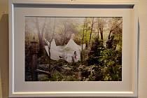Aktuální výstava, kterou až do 22. srpna najdete v uherskobrodském Cafe Clubu, představuje tvorbu fotografky Petry Hajdůchové z Dolního Němčí. Ta pro svoji druhou autorskou výstavu vybrala fotografie ze souborů nazvaných Kdybych byla a Úryvky.