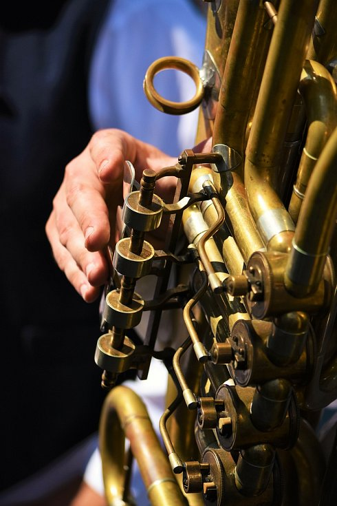 Velmi netradiční akci plnou muziky a zpěvu uspořádali v neděli 20. června členové Folklorního studia Buchlovice. Do osmi obcí regionu totiž vypravili speciální vlakovou soupravu
