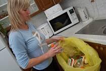 Domácí třídění plastů si Kunovjané pochvalují.
