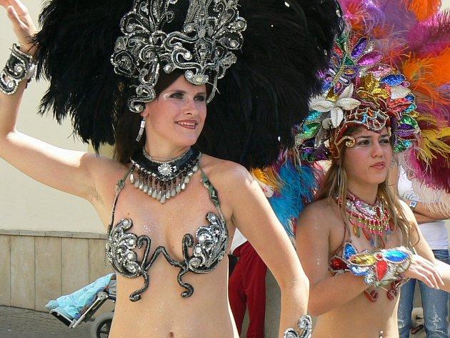 Uherské Hradiště hostilo další ročník Karnevalu v ulicích.
