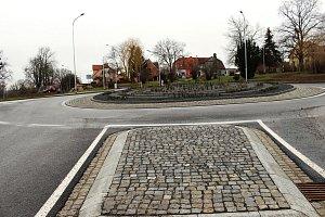 Ve středu 13. prosince symbolicky otevřou okružní křižovatku na náměstí Svobody v Uherském Brodě.