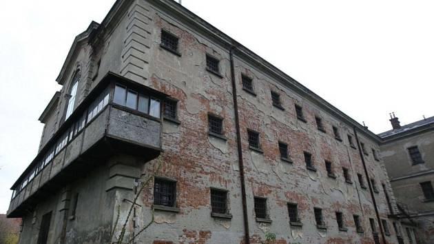 Věznice v Uherském Hradišti.