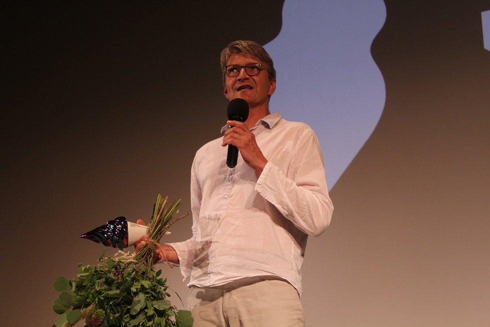 Letní filmová škola na závěr ocenila výroční cenou známého českého režiséra Jana Svěráka.