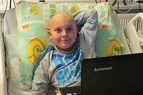 Jedenáctiletý Marek Vícha z Uherského Hradiště bojuje se vzácnou nemocí.