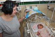 Prvním novorozencem roku 2017 v Uherskohradišťské nemocnici se stala Štěpánka, která se narodila mamince Dagmar Ludvíkové ze Strání ve dvě hodiny odpoledne 1. ledna 2017.