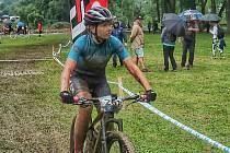 Cyklistka Lucie Skřivánková ovládla MTB maraton Amtech – Juvacyklo v Buchlovicích