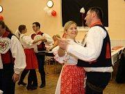 Charitní ples v Horním Němčí