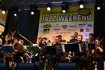O hlavní koncert se postaraly tři skupiny.