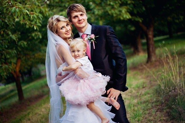 Soutěžní svatební pár číslo 171 -  Kristýna a Martin Schulmeisterovi, Paseka