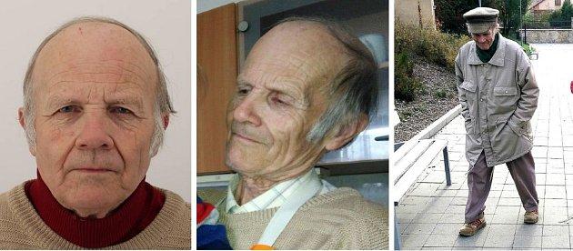 Senior odešel zdomu 10.listopadu a zmizel.