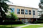 Prohlídka obce Babice. Základní škola