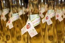 Ve středu 27. prosince se v Dolním Němčí již tradičně světilo mladé víno. Letos za doprovodu mužského sboru Dolněmčané, místního vypravěče Františka Šmída a mladého muzikanta Ondřeje Fibichra.