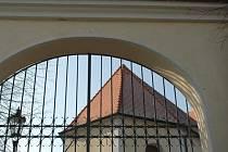 Kostel sv. Jakuba Staršího ve Vlčnově.