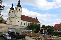 Na čtrnáct historických budov či městských objektů v Uherském Brodě otevřelo své dveře při příležitosti Dnů evropského dědictví v neděli 10. září.