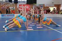 Aerobic je o tvrdém tréninku.