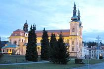 Od poslední generální rekonstrukce baziliky uplynulo víc než sedm desetiletí.