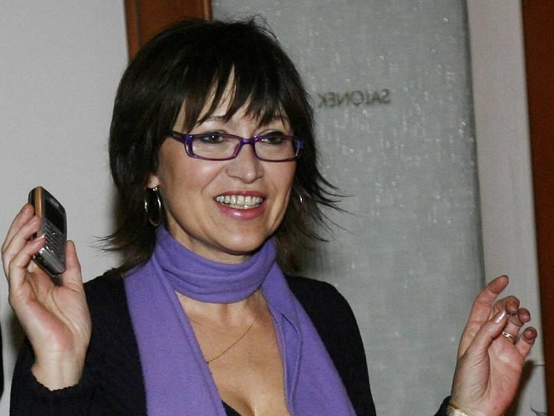 Petra Černocká.