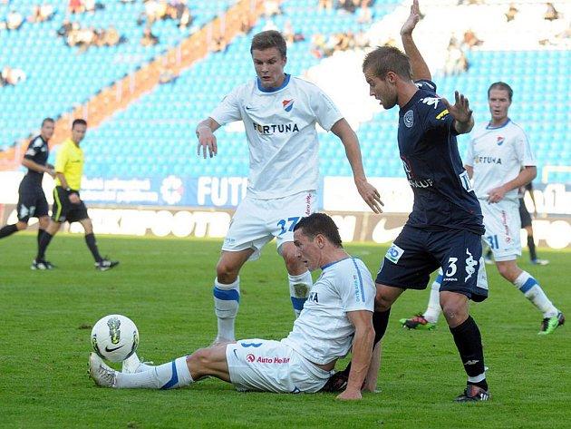 FC Baník Ostrava – 1. FC Slovácko 0:1 (0:0)