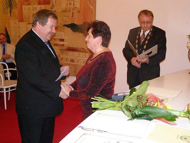Předávání cen se konalo v Panském domě.