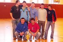 Vítězem Masaro Cupu se stalo mužstvo Stará Tenice.