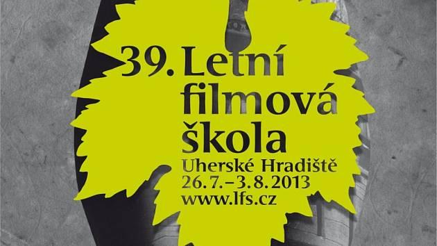 Plakát LFŠ 2013 (detail).