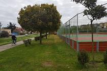 Nové sportoviště, respektive areál sportovních aktivit, čeká na svoji kolaudaci u staroměstské Základní školy. Bude nakonec přístupný i široké veřejnosti?