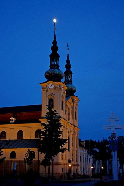Velehradská bazilika se letos do Noci kostelů zapojí pošesté