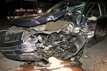Nehoda u Zlechova
