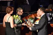Na divadelním plese se po 25 loučil ředitel hradišťského divadla Igor Stránský.
