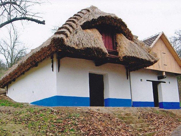 Vítězná vinohradnická stavba ve Veletinách.