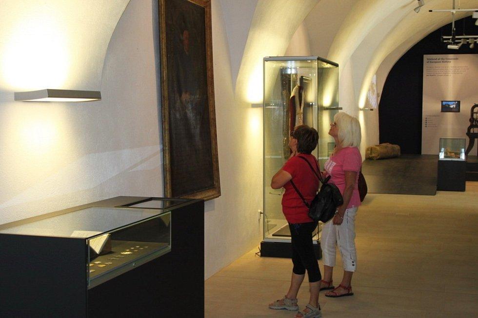 Dvě nová muzea na Velehradě.