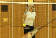 3. ročník badmintonového turnaje v Ostrožské Lhotě.