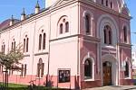 Knihovna Bedřicha Beneše Buchlovana. Ilustrační foto.