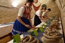 V Bukovanském mlýně se konala soutěž O nejlepší jitrničku.