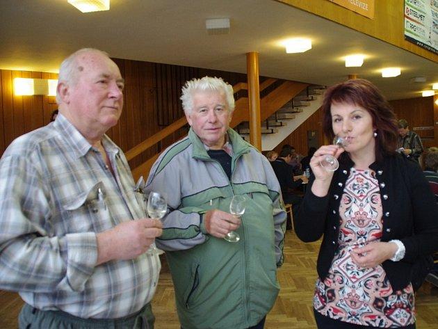 Košty pálenek, výstavy vín na Slovácku, 2013/2014