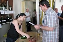 Velikonoční košt vín v Uherském Ostrohu
